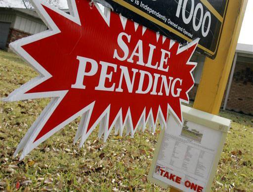 New home sales across the U.S. rose by 15.6 percent in January.