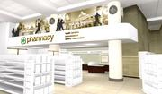 New Walgreens pharmacy to be built at the former Borders Bookstore site in Downtown Crossing.
