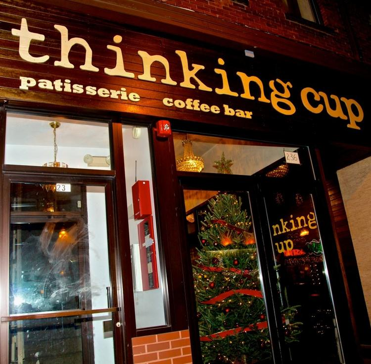Thinking Cup comes to the North End.