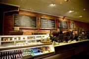 Hanover Street's newest addition is the Thinking Cup coffee shop.