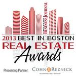 BBJ names Best of Boston Real Estate finalists