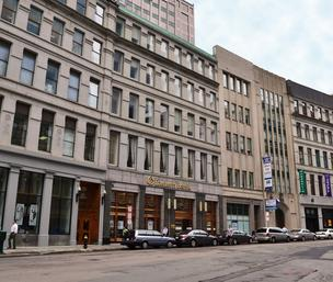Deals signed at 51-63 Franklin Street in Boston's Financial District.