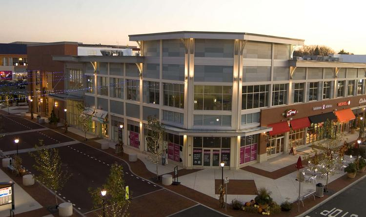 Legacy Place in Dedham is among the major shopping areas to benefit from the Bay State's ongoing retail rebound.