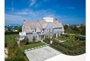 No. 10  Address: 47 Monomoy Road  City/town: Nantucket  List price: $14,995,000  Details: Built in 1920 and listed by Maury People Sotheby's International, this home was moved to its current site and completely renovated in 2011.The property features a guest house and overlooks Nantucket Harbor.