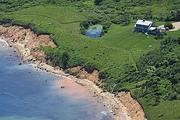 No. 18  Address: 78 Squibnocket Farm Road  City/town: Chilmark  List price: $12,750,000  Details: Built in 1967, this 2,000-square-foot home sits on a 12.2-acre parcel of waterfront land with over 1,300 feet of ocean frontage. The five-bedroom Cape-styled home in one of Martha's Vineyard most exclusive neighborhoods.