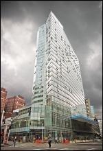 Hub's luxury condos drove sales in 2011