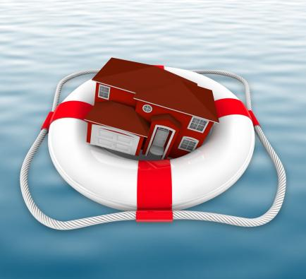 Nearly one third of all mortgaged Arizona homes were under water at the end of March.