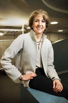 Adalene Perkins, CEO, Infinity Pharmaceuticals