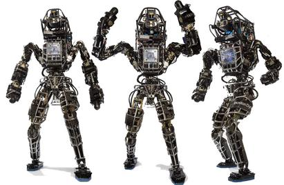 Google buys Boston Dynamics; robotic package delivery may be a goal