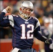 New England Patriots quarterback Tom Brady will make $15.2 million this year.