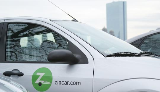 Zipcar's rocky road to profitability: The company posted its second consecutive profitable quarter, but expects to return to the red in the current period.