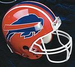 Johnsonville Sausage links with Buffalo Bills