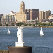 In a three-way tie, Buffalo, N.Y., also comes in at No. 8 on the list with 30.2 percent of residents below poverty level. That's 76,558 people.