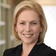 Sen. Kirsten Gillibrand (D-NY) saw her favorability rise from 56 percent in October to 61 percent in December.