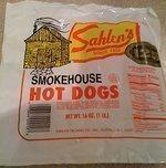 Sahlen's hot dogs on Bisons' menu