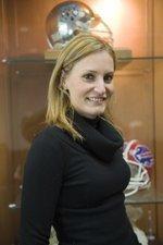 Young Bills exec earns her way in NFL