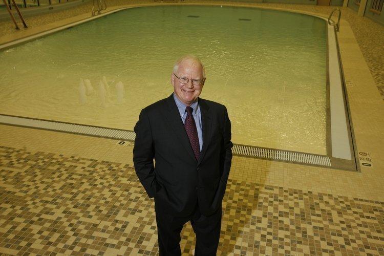 John Murray will retire this month as CEO of Buffalo Niagara YMCA.