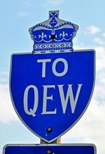 Study group proposes new four-line highway as QEW link