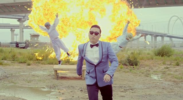 """South Korean rapper PSY's """"Gangnam Style"""" has become YouTube's most-viewed video of all time. A YouTube blog said """"Gangnam Style"""" had  been viewed 805 million times as of Saturday, surpassing  Justin Bieber's """"Baby,"""" which has had 803 million views."""