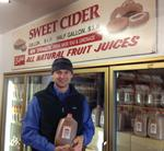 Limited time to enjoy Mayer Bros. cider
