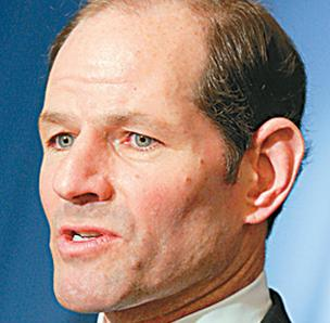 Eliot Spitzer (file)