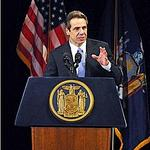 Cuomo satisfied with another on-time NYS budget