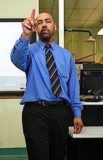 Teachers of Merit honoree: <strong>Robert</strong> <strong>Baxter</strong>