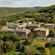 5. Colgate University, Hamilton, N.Y. 169 air miles from downtown Buffalo, 29.4% acceptance rate, 1,290-1,430 SAT range.