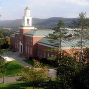 45. Hartwick College, Oneonta, N.Y. 195 air miles from downtown Buffalo, 77.1% acceptance rate, 1,030-1,220 SAT range.
