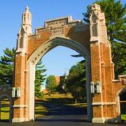 41. Misericordia University, Dallas, Pa. 183 air miles from downtown Buffalo, 57.3% acceptance rate, 990-1,160 SAT range.