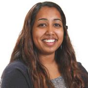 Namita Neerukonda (Alfred-Almond, First Team)