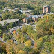 12. Skidmore College, Saratoga Springs, N.Y. 257 air miles from downtown Buffalo, 42.1% acceptance rate, 1,160-1,350 SAT range.