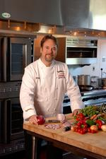 Dunkin' chef offers kitchen tips