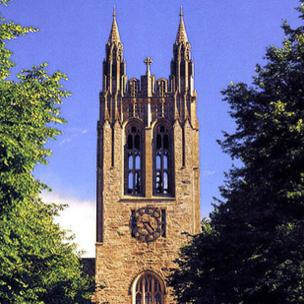 Boston College requires its students to pay $2,500 a year toward their tuition.