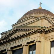 50. Canisius College: Buffalo, N.Y. (3 air miles from downtown Buffalo), 78% acceptance, 988-1,201 SAT range.