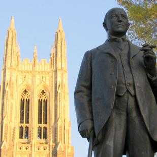 Duke University pays its full professors the ninth-highest average salaries in the nation.