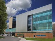 ECMC Regional Center of Excellence for Transplantation & Kidney Care, Buffalo. General contractor: LPCiminelli Inc.