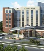 New Hyatt Place Hotel is ticketed for Amherst site