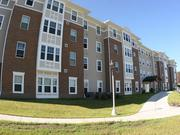 Jamestown Community College Student Housing, Jamestown. General contractor: Picone Construction Corp.