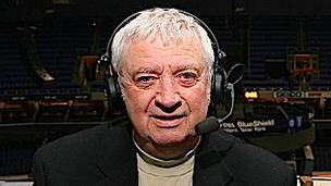 Rick Jeanneret is back for all Sabres' radio and TV broadcasts.