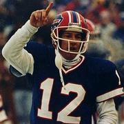 1. Jim Kelly (1986-1996).