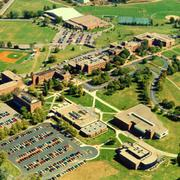 45. Le Moyne College: Syracuse, N.Y. (141 air miles from downtown Buffalo), 64% acceptance, 974-1,164 SAT range.