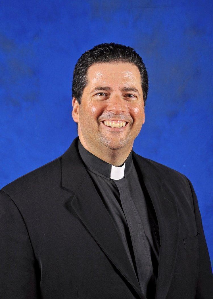 Rev. James Maher, Niagara University president