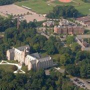 44. Nazareth College. Mid-career median salary: $57,700.