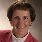 28. Maureen Hurley (Executive vice president, Rich Products Corp.)