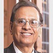 7. Satish Tripathi (President, University at Buffalo)