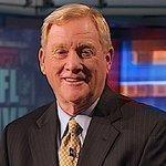 Former Carolina Panthers exec happy on (TV) sidelines