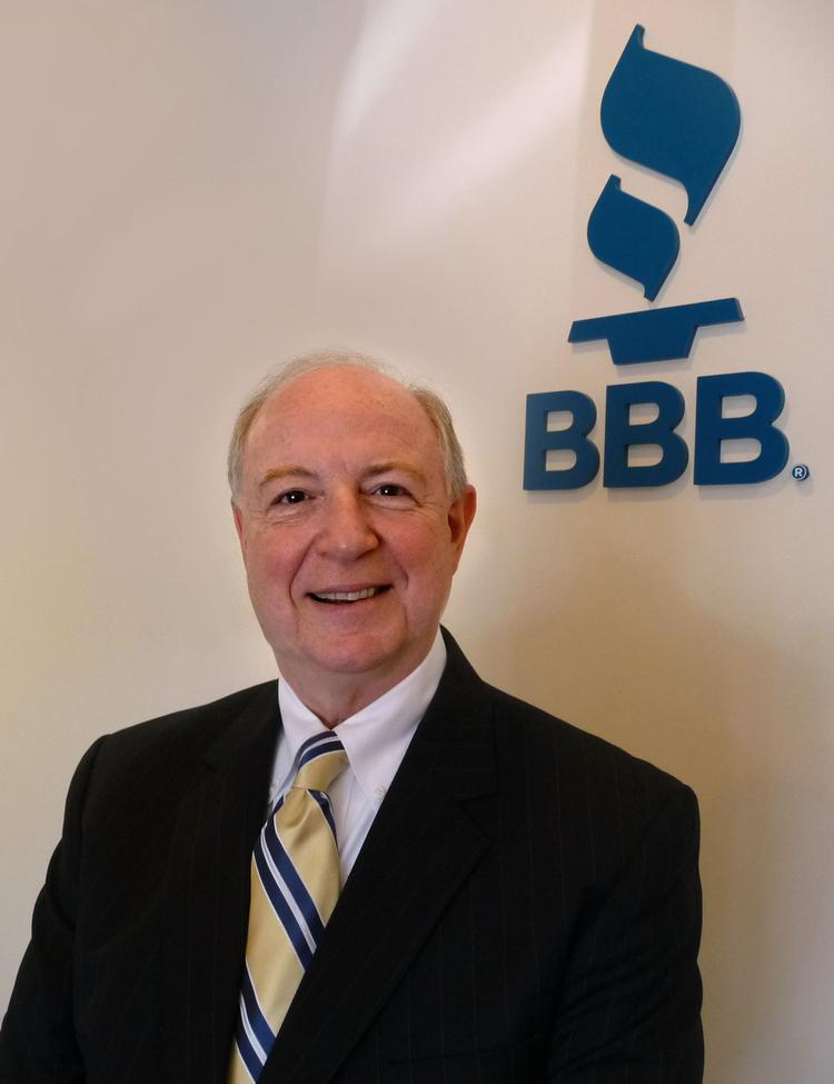 Warren Clark is the new president of the BBB in Upstate New York.