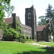 43. Westminster College: New Wilmington, Pa. (143 air miles from downtown Buffalo), 60% acceptance, 950-1,159 SAT range.