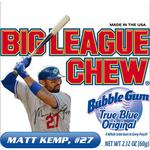 Big League Chew signs two big leaguers